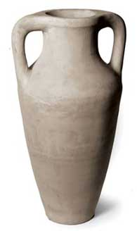 taupe-urn-small-w-handle-d35h70